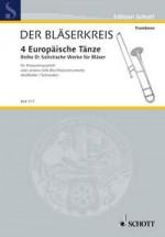 4 Europäische Tänze