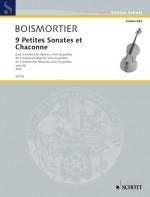 9 Petites Sonates et Chaconne