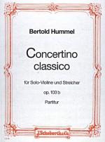 Concertino classico D-Dur