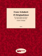 15 Originaltänze