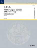 15 Norwegian Dances and Folk Songs