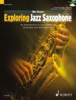 Exploring Jazz Saxophone - MP3-Pack
