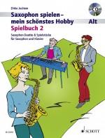 Saxophon spielen - mein schönstes Hobby - MP3-Pack