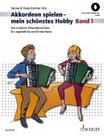 Akkordeon spielen - mein schönstes Hobby - MP3-Pack