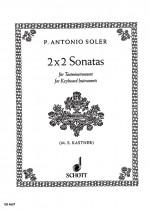 2 x 2 Sonatas