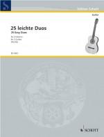 25 leichte Duos