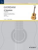 4 Sonaten
