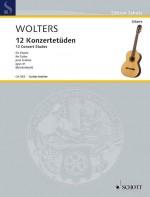12 Konzertetüden