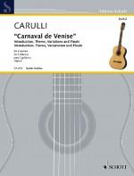 """""""Carnaval de Venise"""""""