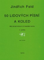 50 Czech Folk Songs and Carols