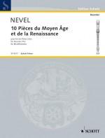 10 Pièces du Moyen Âge et de la Renaissance