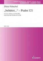 """behütet..."" - Psalm 121"