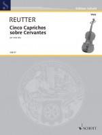 Cinco Caprichos sobre Cervantes