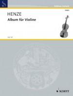 Album für Violine