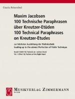 100 Technische Paraphrasen über Kreutzer-Etüden