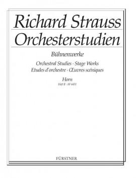 Orchesterstudien aus seinen Bühnenwerken: Horn