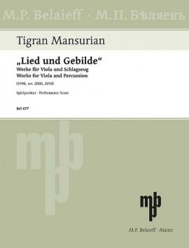 """""""Lied und Gebilde"""""""
