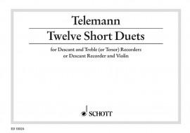 12 Short Duets
