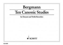 10 Canonic Studies