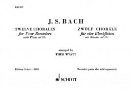 12 Choräle