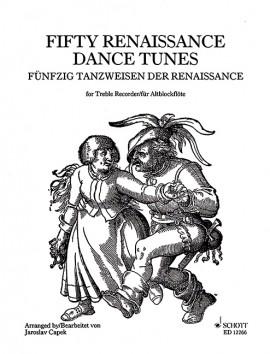 50 Tanzweisen der Renaissance
