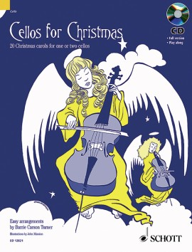Cellos for Christmas