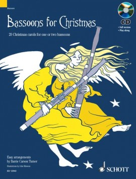 Bassoons for Christmas - MP3-Pack