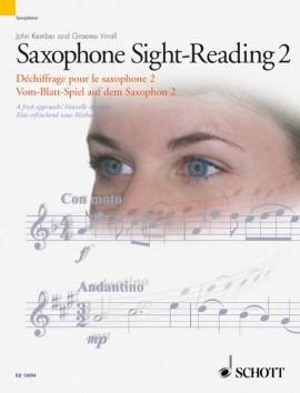 Saxophone Sight-Reading 2