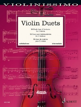 Violin Duets - alle Downloads