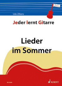 Jeder lernt Gitarre - Lieder im Sommer