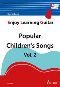 Enjoy Learning Guitar - Popular Children's Songs