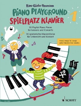 Spielplatz Klavier - alle Downloads