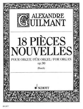 18 Pièces Nouvelles