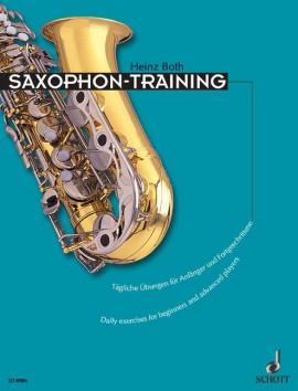 Saxophon-Training