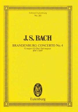 Brandenburgisches Konzert Nr. 4 G-Dur