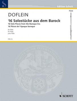 16 Solostücke aus dem Barock