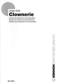 Clownerie