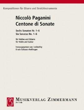 Centone di Sonate Nr. 1 - 6