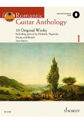 Romantic Guitar Anthology - alle Downloads