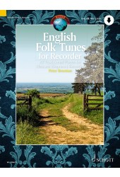 English Folk Tunes for Recorder - alle Downloads