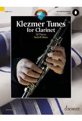 Klezmer Tunes for Clarinet - alle Downloads