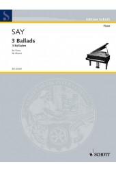 3 Balladen