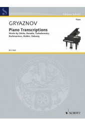 Piano Transcriptions - all Downloads
