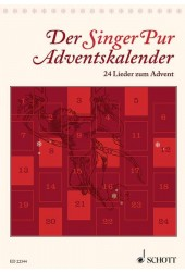 Der Singer Pur Adventskalender - all Downloads