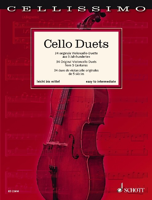 Cello Duets - alle Downloads