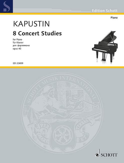 8 Concert Studies