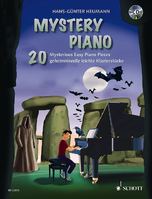 Mystery Piano - alle Downloads