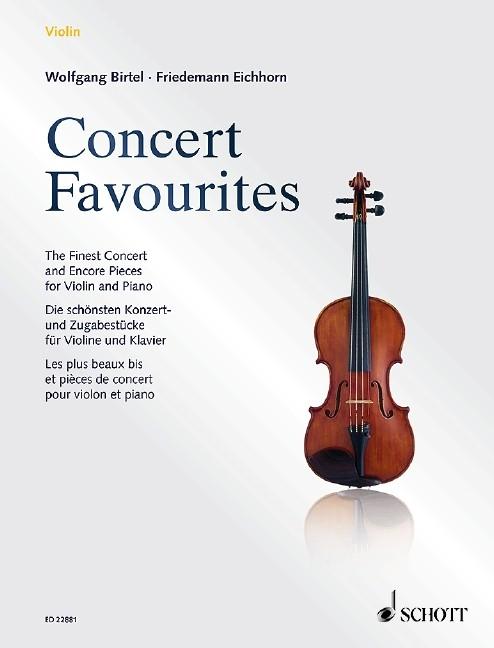 Concert Favourites - alle Downloads